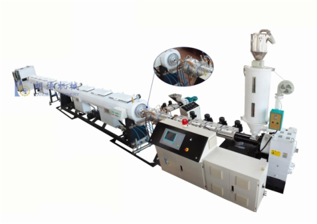 PP-R/PE-RT PIPE EXTRUSION LINES