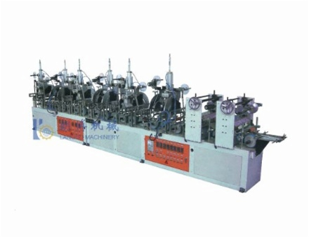 LAMINATION AND PRINTING MACHINE